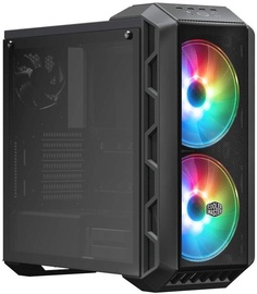 Cooler Master Mastercase H500 ARGB eATX Mid-Tower Iron Gray