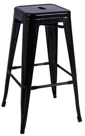 Барный стул Signal Meble Hoker Black Matt