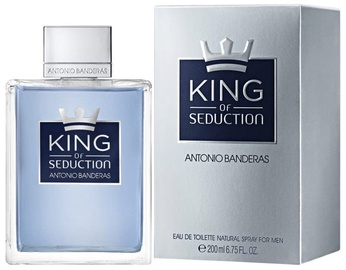 Parfüümid Antonio Banderas King of Seduction 200ml EDT