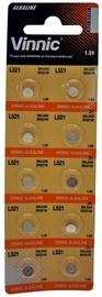 Vinnic L521 AG0 Batteries 10x
