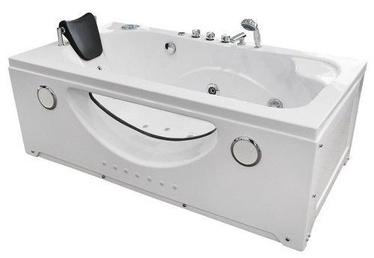 SN Bath FG1633 169x87x61cm White