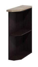 Кухонный шкаф WIPMEB Livia LV-14/D20 N Right Dark Sonoma Oak, 200x535x820 мм