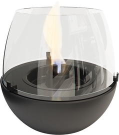 TenderFlame Table Burner Tulip 3W 18cm Black