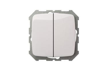 Liregus Alfa IP6+6-10-001-01 A/B Switch White