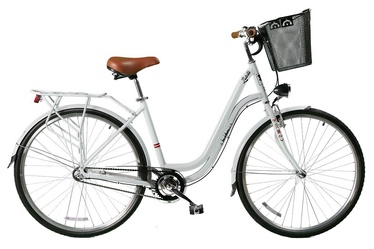 Žubīte Bicycle 28'' White