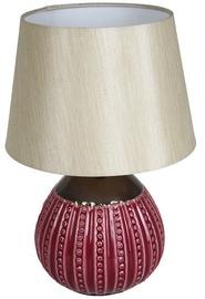 Verners Aisma Desk Lamp 60W E27 Red