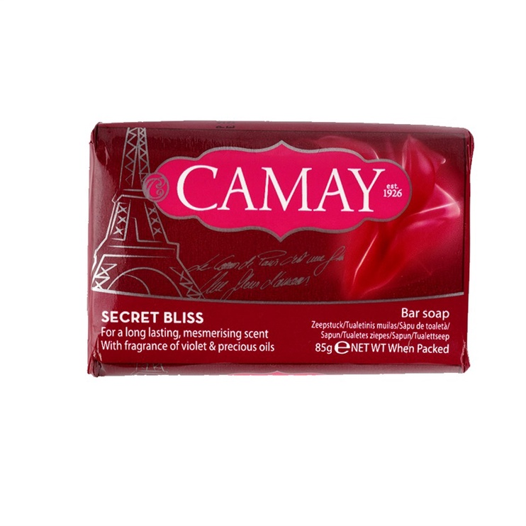 Camay Secret Bliss 85g