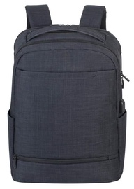 "Rivacase Notebook Backpack 17.3"" Black"