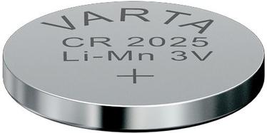 Varta Proffesional Electronics Lithium Tablet Battery 2x CR2025