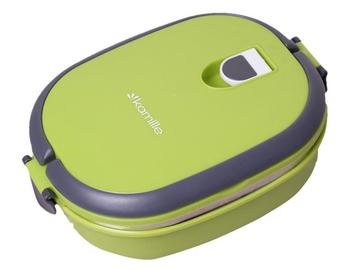 Kamille Lunch Box 900ml Green 2108