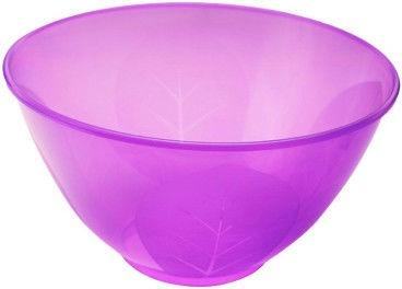BranQ Cykoria Plastic Bowl Transparent 1L