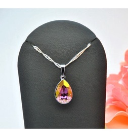 Vincento Pendant with Swarovski Elements Pear VP-2130