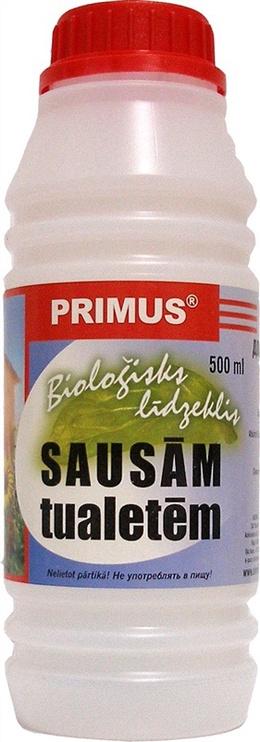 Wc-vedelik bio 500ml primus