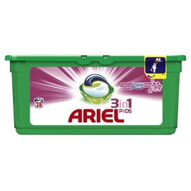 Ariel Touch Of Lenor Liquid Tabs 28pcs