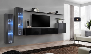 ASM Switch XI Wall Unit Graphite/Black