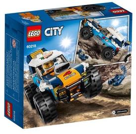 Konstruktor Lego City Desert Rally 60218