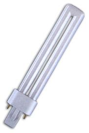 Säästulamp Osram 9 W, G23