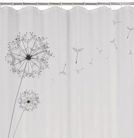 Rayen Dandelion Shower Curtain 180x200cm