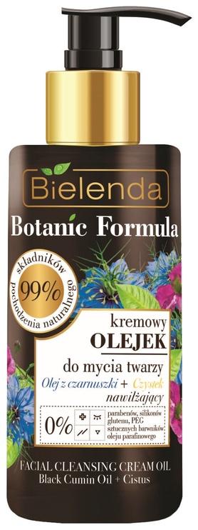 Bielenda Botanic Formula Cumin Oil + Cistus Creamy Face Cleansing Oil 140ml