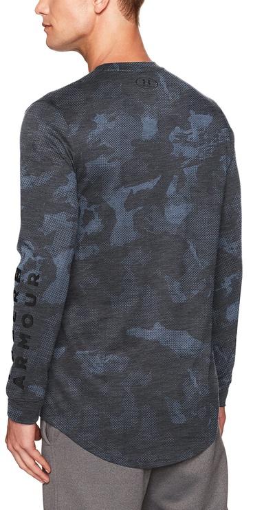 Under Armour T-Shirt Graphic 1303706-005 Black/Blue S