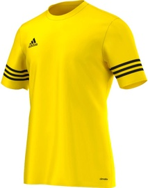 Adidas Entrada 14 T-Shirt F50484 Yellow XL