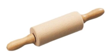 Kesper Rolling Pin For Kids 23.5x11.5x4.5cm