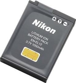 Nikon EN-EL12 Lithium-Ion Battery 1050mAh