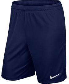 Nike Men's Shorts Park II Knit NB 725887 410 Dark Blue 2XL
