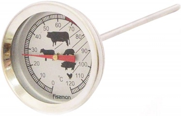 Fissman Kitchen/Meat Thermometer 0-120°C 13cm