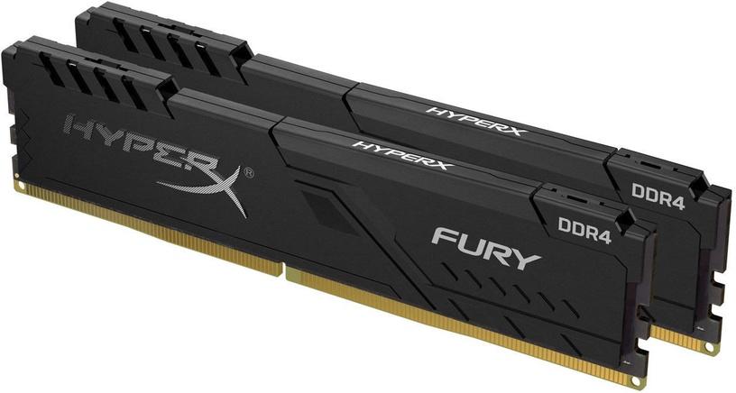 Operatiivmälu (RAM) Kingston HyperX Fury Black HX424C15FB3K2/16 DDR4 16 GB