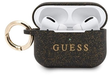 Guess Protection Case For Apple AirPods Pro Black/Gold