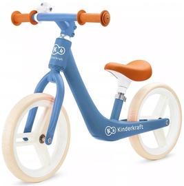 Tasakaaluratas KinderKraft Fly Plus Blue Sapphire