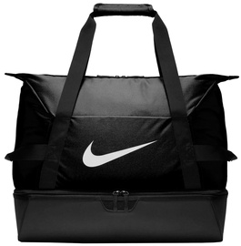 Nike Academy Team Hardcase Football Duffel Medium BA5507 010 Black
