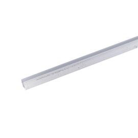Aluminium U Shaped Profile 9x2000x9mm