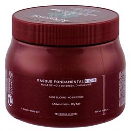 Маска для волос Kerastase Aura Botanica Fondamental Riche, 500 мл