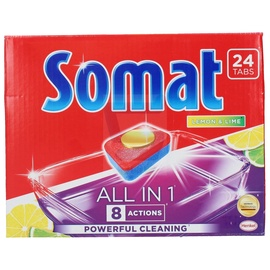 Henkel Somat All in One Lemon 24pcs