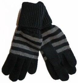 Lenne '18 Glen Kids Gloves 17296/042 Black/Grey 4