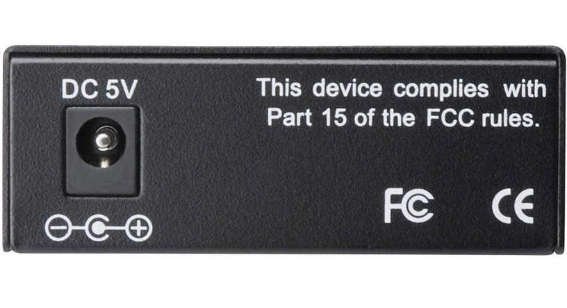 Digitus Fast Ethernet Media Converter RJ45/SC