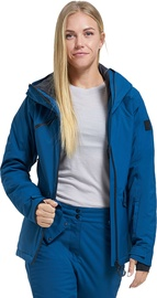 Audimas Womens Ski Jacket Blue XL
