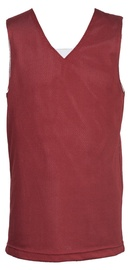 Bars Mens Basketball Shirt Red 28 140cm