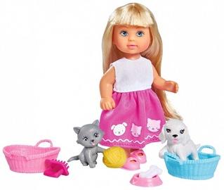 Nukk Simba Evi Love Dog & Cat Set 105733044