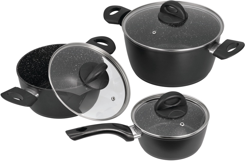 Jata BC3 Induction pots set