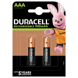 Duracell Recharge Turbo Batteries AAA LR03 2pcs