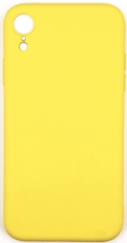 Evelatus Soft Touch Back Case For Apple iPhone XR Yellow