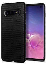 Spigen Liquid Air Super Elegant Back Ccase For Samsung Galaxy S10 Plus Black