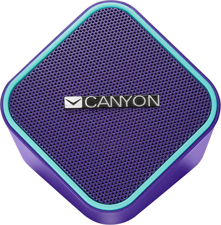 Canyon CNS-CSP203 2.0 Speakers Purple/Blue