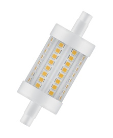LAMP LED R7S 78MM 7W 2700K 806LM