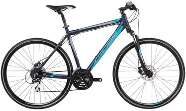 """Jalgratas Kross Evado 3.0 M 28"""" Blue 17"""