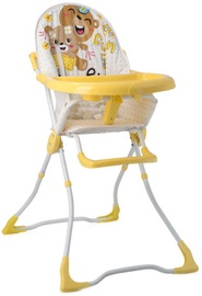 Bertoni Lorelli Feeding Chair Marcel Yellow Bears