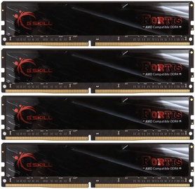 G.SKILL Fortis for AMD 32GB 2133MHz CL15 DDR4 KIT OF 4 F4-2133C15Q-32GFT